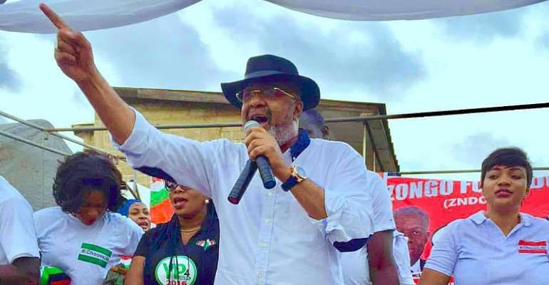 NDC is not a bedroom commando, come what may 2024 is 'do or die'; take it or leave it  —Alhaji Said Sinare adds salt