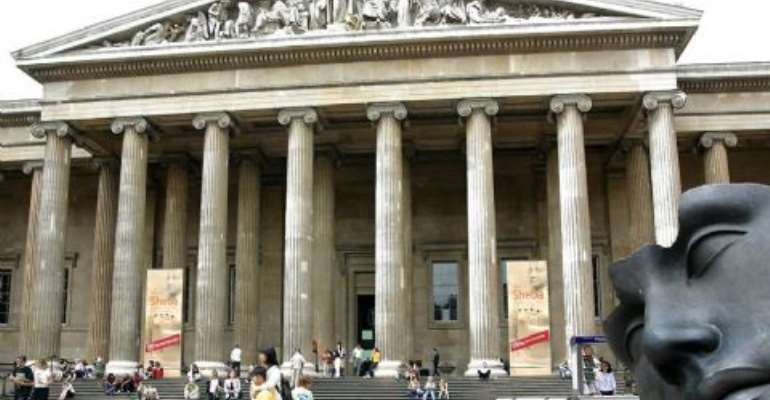Six million people visit the British museum every year, making it London's greatest tourist attraction.