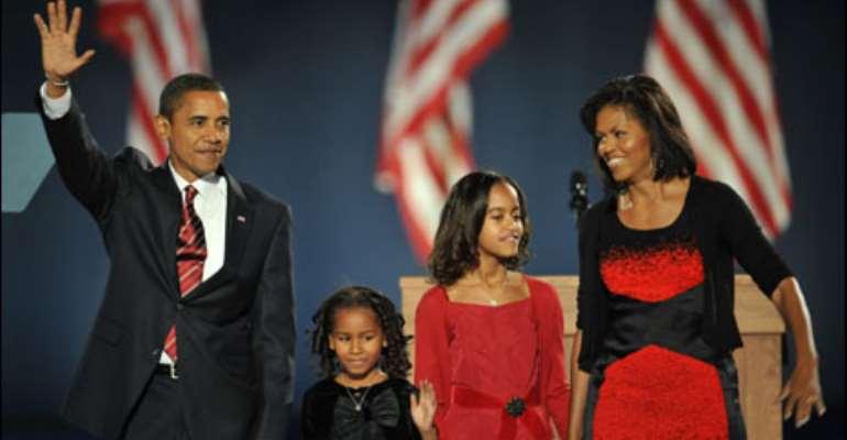 Democratic Senator Barack Obama says