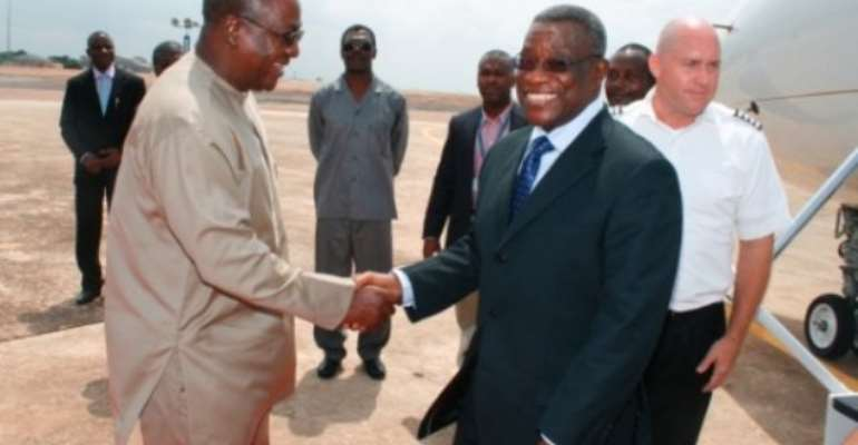 Who speaks for the dead: Mills didn't collapse Ghana's economy, Mahama certainly did