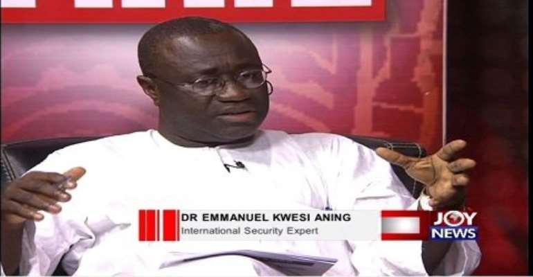 Agogo crisis: Sack DCE, Minister- Aning urges president