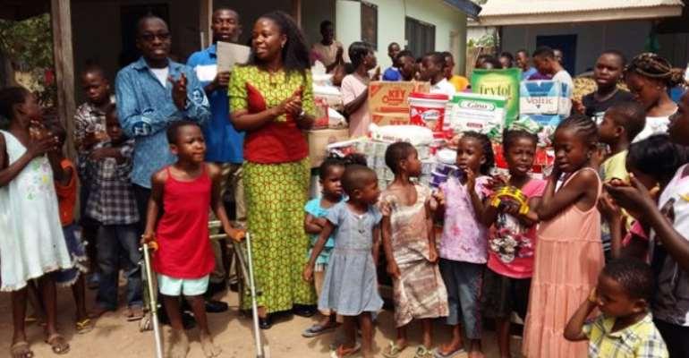 Zoomlion Foundation donates to 4 needy institutions