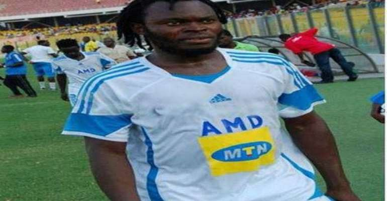 Yahaya Mohammed fights Kotoko over unpaid bonuses and fresh contract