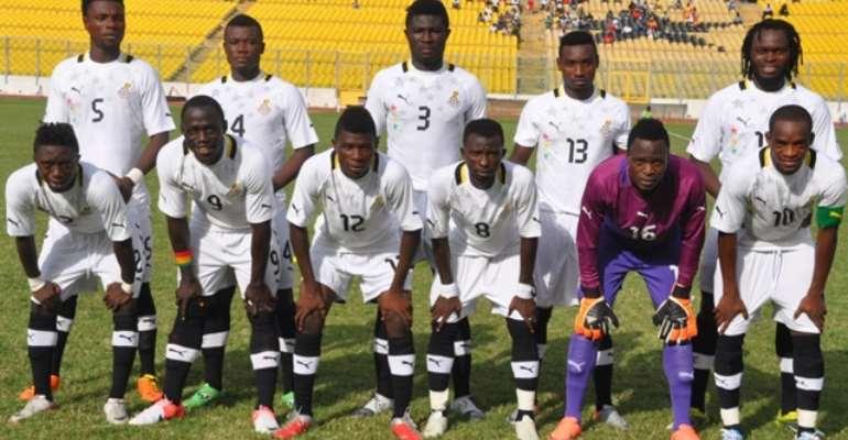 2013 Local Black Stars squad.