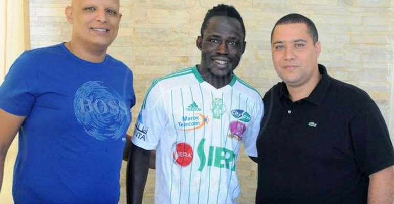 Mohammed Yakubu has finalized his move to Raja Casablanca.