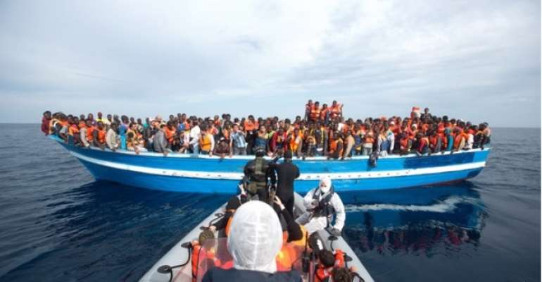 Ghana among leading  countries in migration
