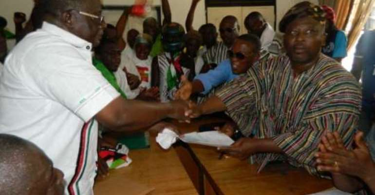 Stop uncomplimentary comments against opponents - Aspirant