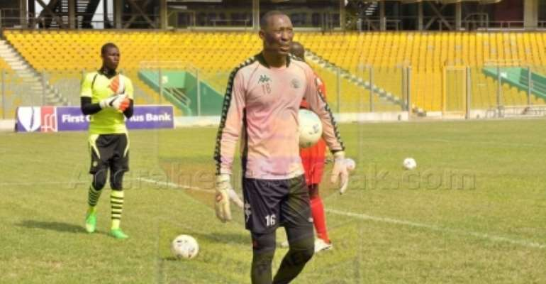 Abduolaye Soulama is likely to return to the post for Hearts of Oak