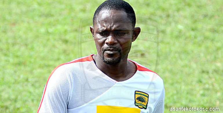 Kotoko team manager Godwin Ablordey banned for ten matches and fined US$ 2,857