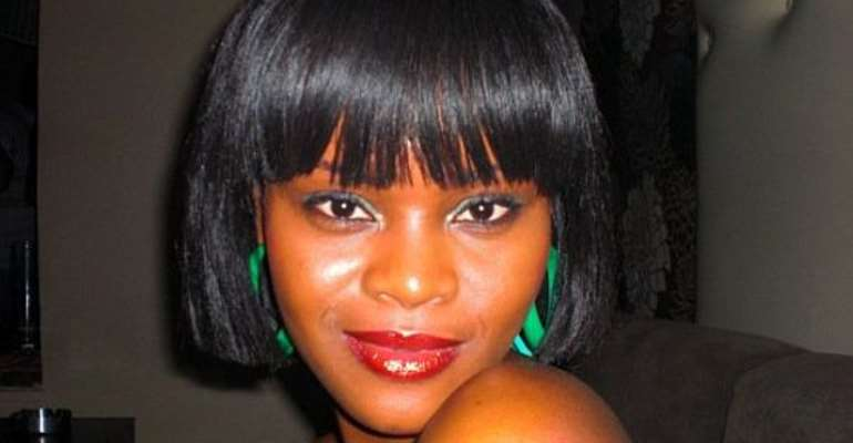 EX-STV PRESENTER ADAURE ACHUMBA JOINS E-NEWS TV AFRICA IN JO'BURG