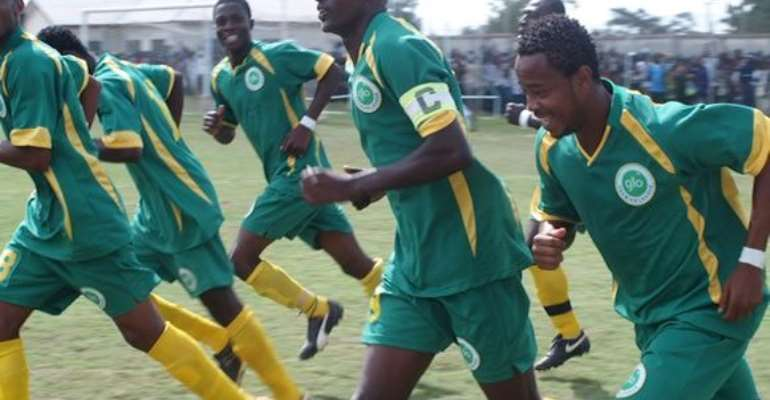MTN FA Cup: Aduana Stars advance to quarter finals after winning protest against Istanbul
