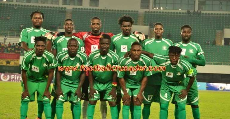 Aduana Stars have reached the final of the G-6 tournament