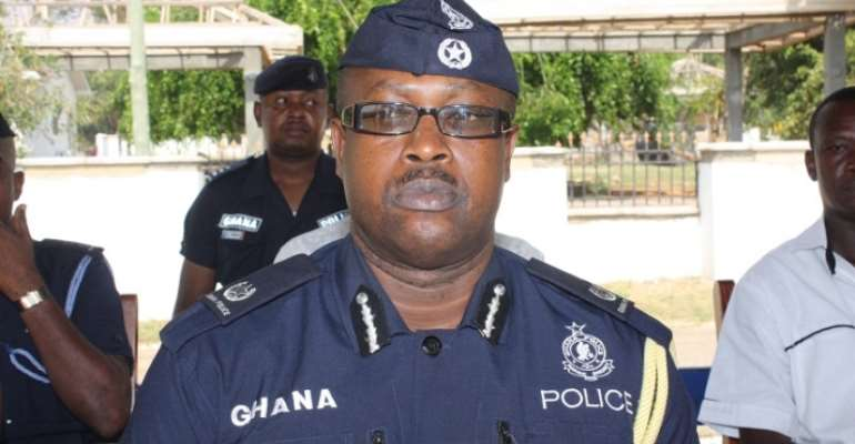 Ashanti police place GH¢10,000 bounty on robbers