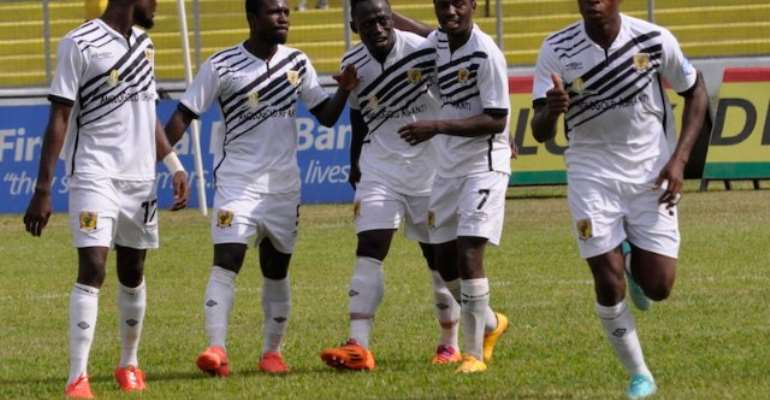 AshantiGold players robbed in friendly defeat at Bechem