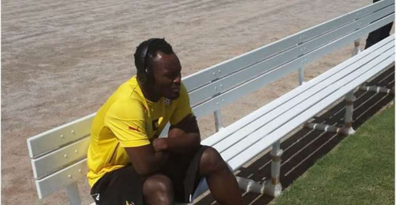 Essien calls for ceasefire after World Cup fiasco