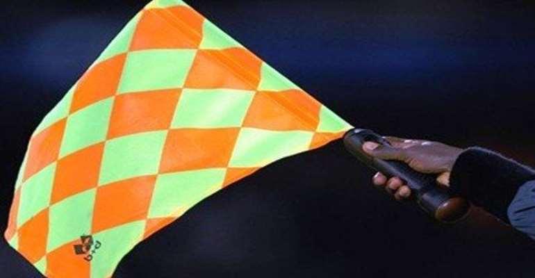 Nigeria refs to officiate Liberia - Ghana clash