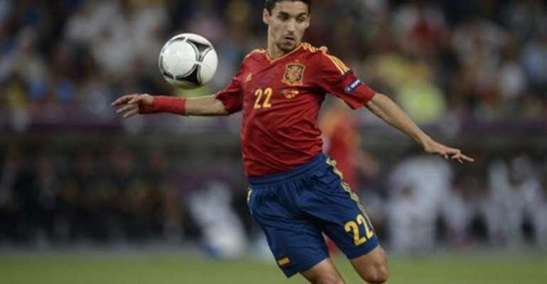 Arsenal Line Up £11.8m Bid for Spanish World Cup Winner Jesus Navas