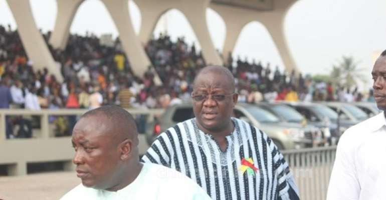 Afoko, Agyepong Won't Be Reinstated – NPP
