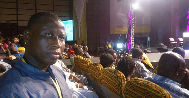 Amadu Mohammed: The Achieving Hero Of Change