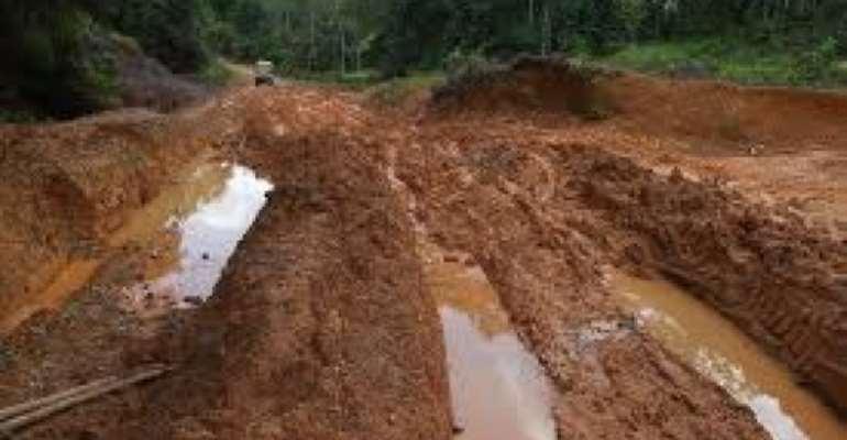 Transport Union decries bad roads in Eastern Region
