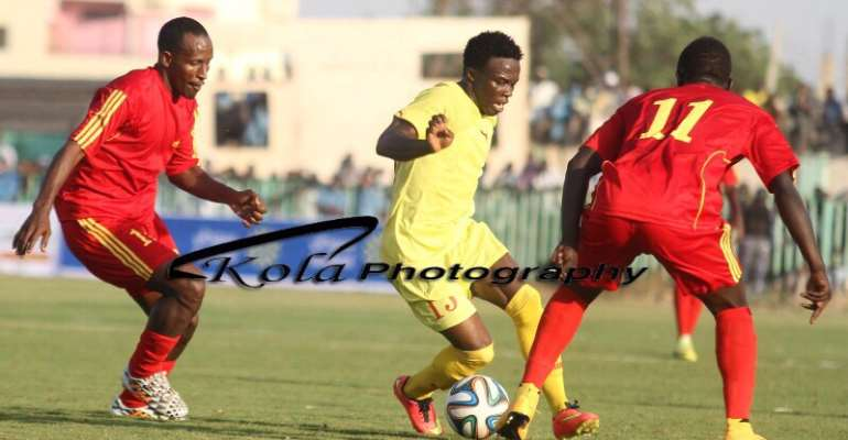 Augustine Okrah and Francis Cofie score as Al Merreikh draw with Kwesi Appiah's SC Khartoum in Sudanese top-flight