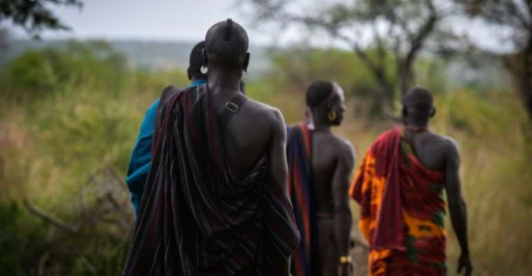 A government campaign to disarm Ethiopia's Lower Omo Valley has led to indiscriminate shootings, jailings and beatings, say ethnic leaders.  By MICHAEL TEWELDE (AFP)