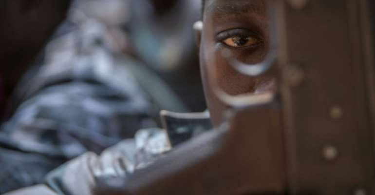 A new study estimates that nearly 400,000 people have died since civil war broke in South Sudan in 2013.  By Stefanie Glinski (AFP/File)