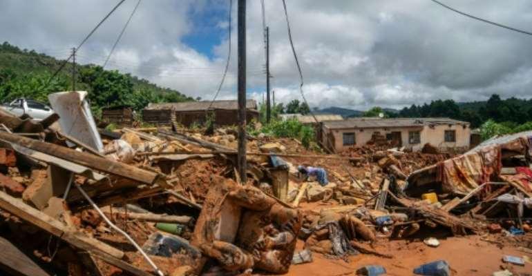 A UN spokesman called Tropical Cyclone Idai
