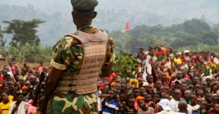 A UN-backed probe has collected evidence of egregious crimes orchestrated by Burundi's government and security forces.  By Landry NSHIMIYE (AFP/File)