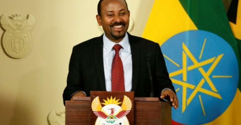 Abiy's rule has been marred by widespread ethnic violence.  By Phill Magakoe (AFP/File)