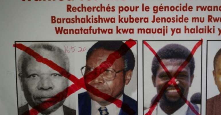 Accused of financing the 1994 genocide of some 800,000 people, Kabuga wanted a trial in France, not Tanzania.  By Simon Wohlfahrt (AFP/File)