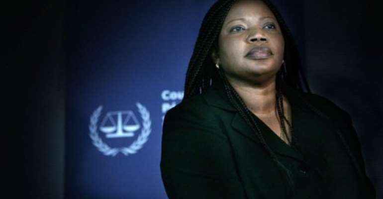 Bensouda will take over next June from Luis Moreno-Ocampo.  By Evert-Jan Daniels (AFP/ANP/File)