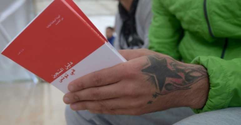All detainees and guards in Tunisian prisons are set to have access a guide outlining prisoners' rights  by the end of March 2020.  By FETHI BELAID (AFP)