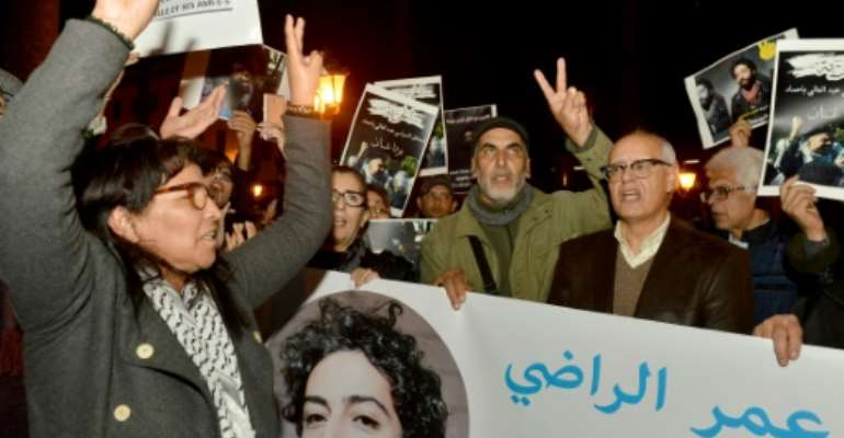 Amnesty has accused Morocco of putting spyware on the phone of Omar Radi, a journalist jailed over a social media post whose case has sparked protests.  By STR (AFP)