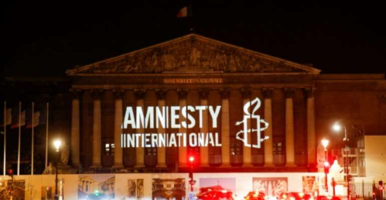 Amnesty International said it is worried that