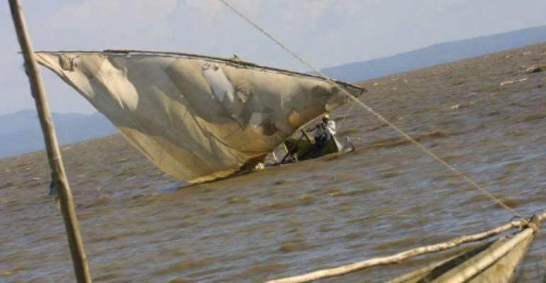 Drownings are not uncommon in the vast inland waters of Lake Victoria, which lies just to the south of the capital.  By Tony Karumba (AFP/File)