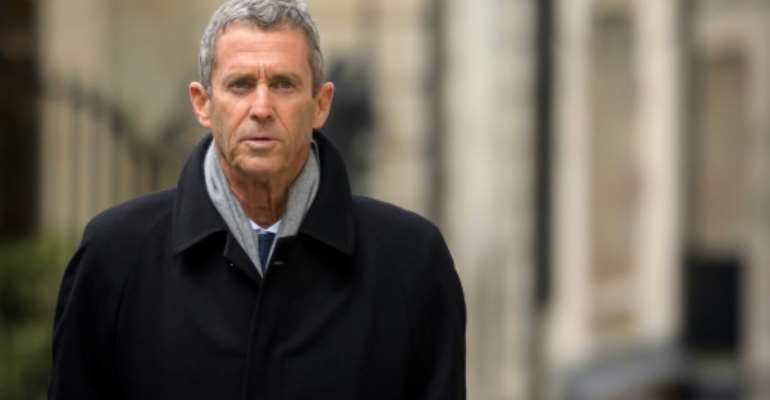 Beny Steinmetz will appeal the verdict.  By Fabrice COFFRINI (AFP/File)