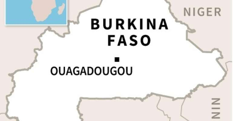 Burkina Faso.  By  (AFP)