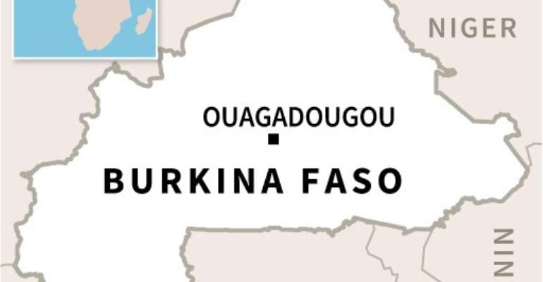 Burkina Faso has been grappling with a jihadist insurgency that has left at least 1,400 dead since 2015 and forced an estimated one million people to flee their homes.  By AFP (AFP/File)