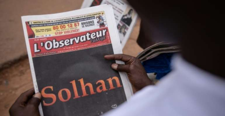 Burkina Faso is still reeling from the massacre at Solhan earlier this month.  By OLYMPIA DE MAISMONT (AFP)