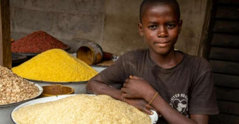 Bye-bye, Basmati: Nigeria has clamped down on rice smuggled through neighbouring Benin.  By Benson IBEABUCHI (AFP)