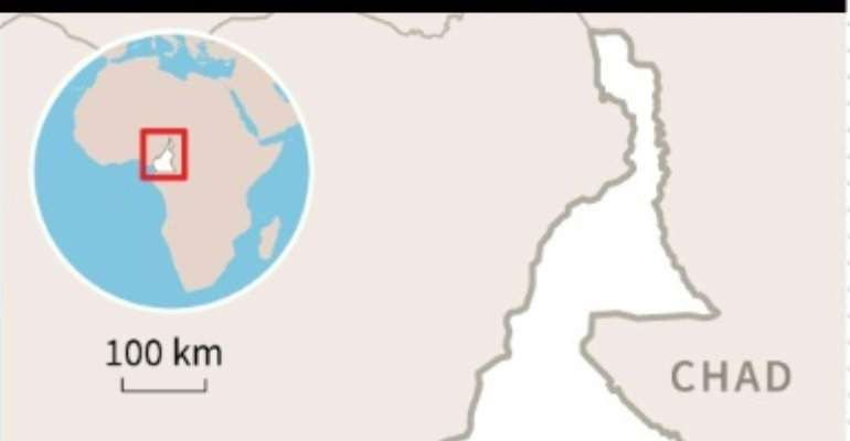 Cameroon.  By Valentina BRESCHI (AFP)