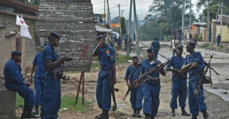 Canada suspends deportations to strife-torn Burundi