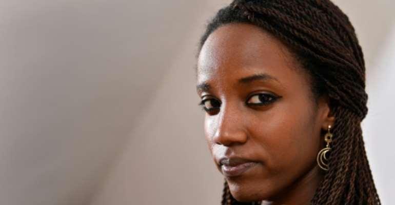 Carine Kanimba has been battling to free her father, 'Hotel Rwanda' hero Paul Rusesabagina.  By JOHN THYS (AFP)