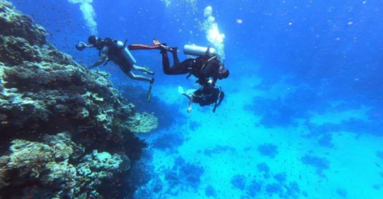 Coral reefs, dubbed the