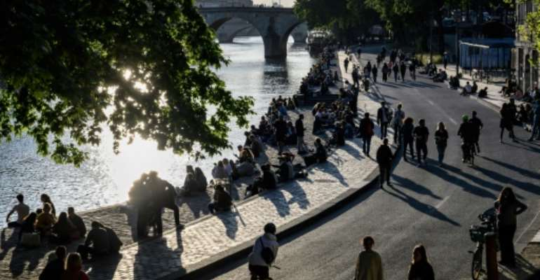 Countries like France are eager to salvage the summer tourism season.  By BERTRAND GUAY (AFP)