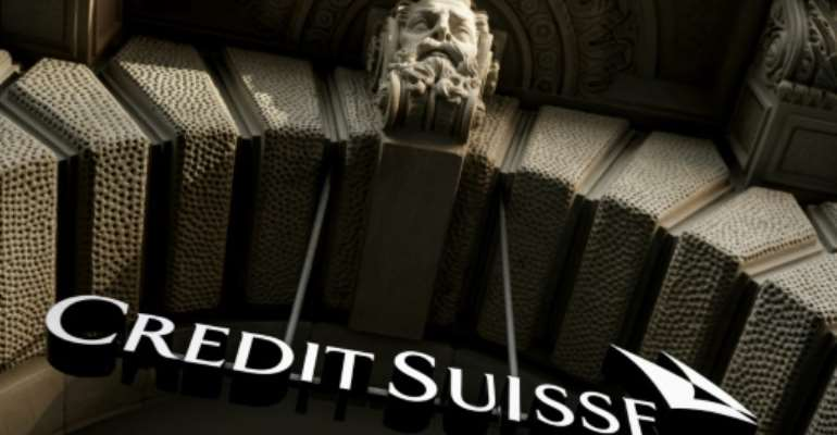 Credit Suisse pledged said it was deceived by three of its former employees who have accused by US prosecutors of orchestrating $2 billion in dodgy loans to Mozambique, and pledged to cooperate with a US investigation.  By Fabrice COFFRINI (AFP/File)