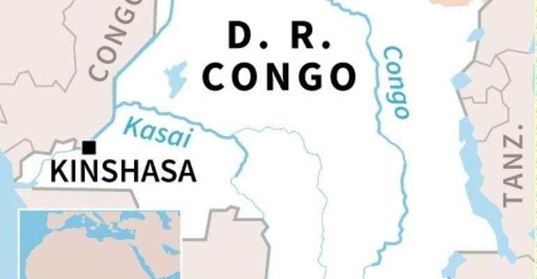 D. R. Congo.  By Vincent LEFAI (AFP)