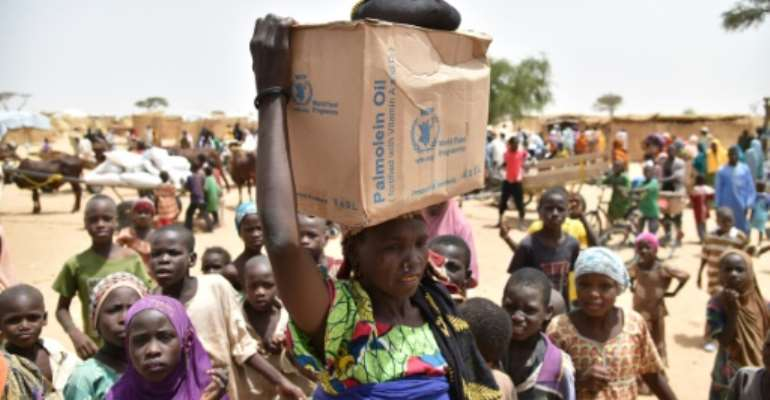 Diffa is home to 120,000 refugees.  By ISSOUF SANOGO (AFP/File)