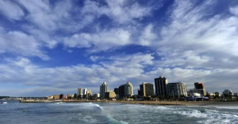 South Africa's third largest city Durban was the only candidate for the 2022 hosting rights after Canada's Edmonton withdrew in February, citing cost concerns.  By Aris Messinis (AFP/File)